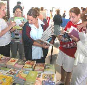 En Ciego de Avila  la Feria Internacional del Libro ocupa nuevos espacios