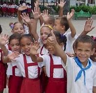 Niños sin sonrisas