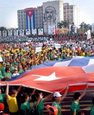 """Cuba: Los """"de  a pie"""" quieren  cambios"""