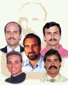 El secuestro de Cinco Hèroes cubanos, antiterroristas