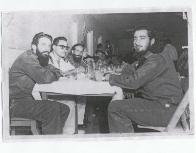 Camilo Cienfuegos en Ciego de Ávila.