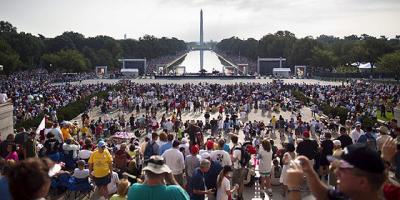 Tea Party: En el tránsito  al poder en los Estados Unidos.