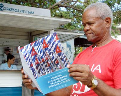 Cuba hacia su VI  Congreso del Partido