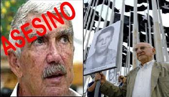 El joven Fabio Di Celmo asesinado, su asesino Posada Carriles en Miami
