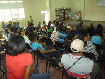 Auspiciado por la ONU concluyó en Ciego  de Ávila  Taller Nacional sobre la Educación Agropecuaria en la Escuela Cubana