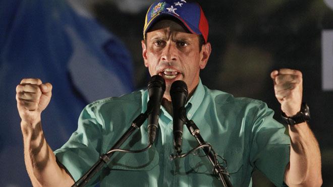 Henrique Capriles Radonski le tiene miedo a los espíritus
