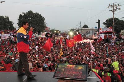 Marea Roja Chavista ganarà elecciones este domingo