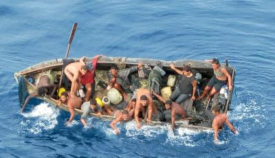 Cuba vs. Crimen por partida doble